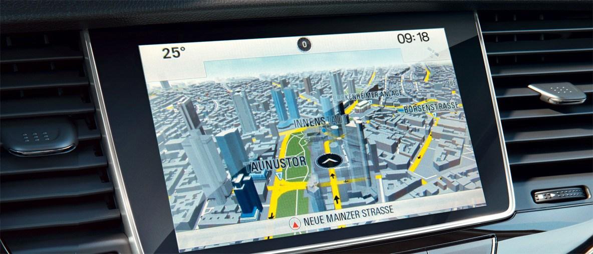 Aktualizacje map nawigacji w salonach Opel AutoŻoliborz Warszawa, Ząbki, Piaseczno.