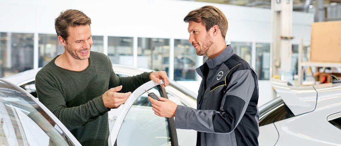 Ubezpieczenie Opel Dekarczyk