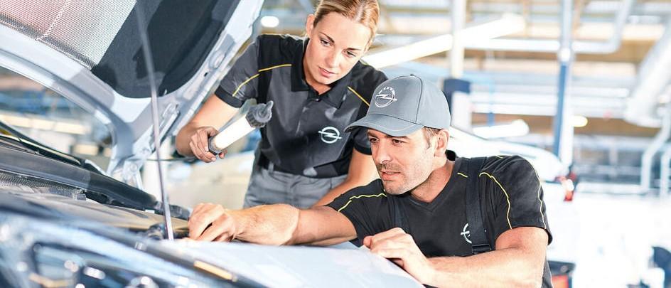 Serwisy Opel Domcar