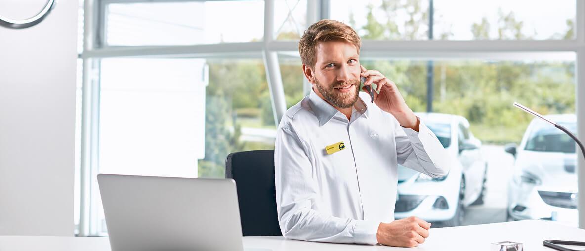 Mobilny sprzedawca