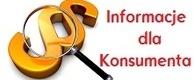 Informacje prawne dla Klienta