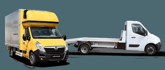 Opel Zabudowy Lokalne