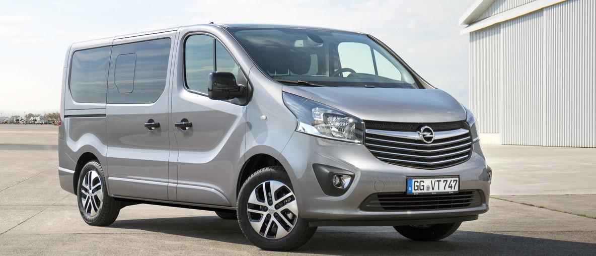 Opel Vivaro Tourer