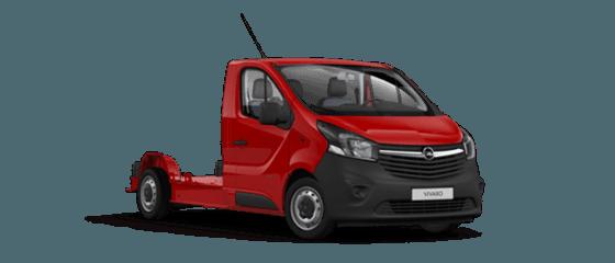 Opel Vivaro Platforma do zabudowy