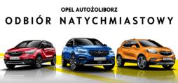 Zobacz samochody dostępne do natychmiastowego odbioru w salonach Opel AutoŻoliborz, Warszawa, Ząbki, Piaseczno.