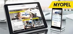 Dołącz do tysięcy użytkowników portalu myOpel. Śledź aktualne promocje, przeglądaj historię serwisową Twojego Opla.