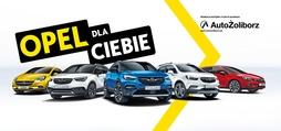 Opel jest dla Ciebie. My to wiemy! Promocje na samochody Opel. Tylko do 31 października 2019. Tylko w AutoŻoliborz Warszawa, Ząbki, Piaseczno.