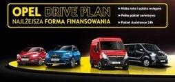 Opel Drive Plan - leasing-finansowanie dla przedsiębiorców w Opel AutoŻoliborz