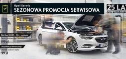 Promocje w serwisach Opel AutoŻoliborz, Warszawa, Ząbki, Piaseczno.
