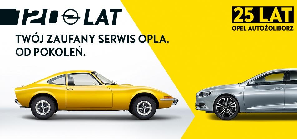 Autoryzowane Serwisy Opel AutoŻoliborz w Warszawie, Ząbkach i Piasecznie.