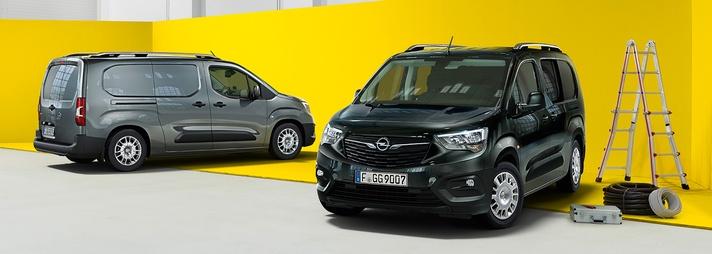 Opel Combo Cargo od AutoZoliborz. Warianty nadwozia.