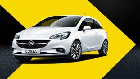 Opel Corsa w wyprzedaży rocznika 2018 AutoŻoliborz