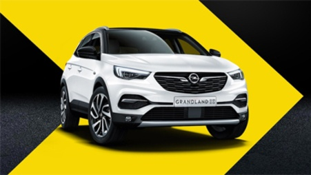 Opel Grandland X w wyprzedaży rocznika 2018 AutoŻoliborz