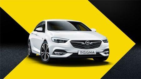 Opel Insignia w wyprzedaży rocznika 2018 AutoŻoliborz