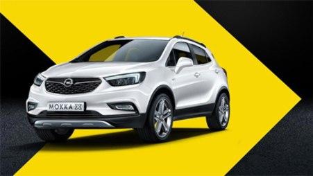 Opel Mokka X w wyprzedaży rocznika 2018 AutoŻoliborz