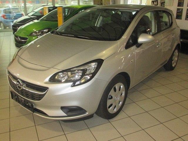 Bogato wyposażony Opel Corsa