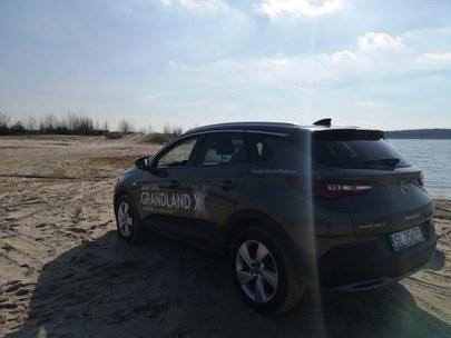 Opel Grandlnad X IntelliGrip, Navi, nawigacja, cena