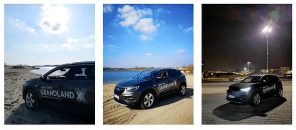 Test Opel Grandlnad X, wydajność, galeria zdjęć, zdjęcia , real photo, realne zdjęcia Grandland X