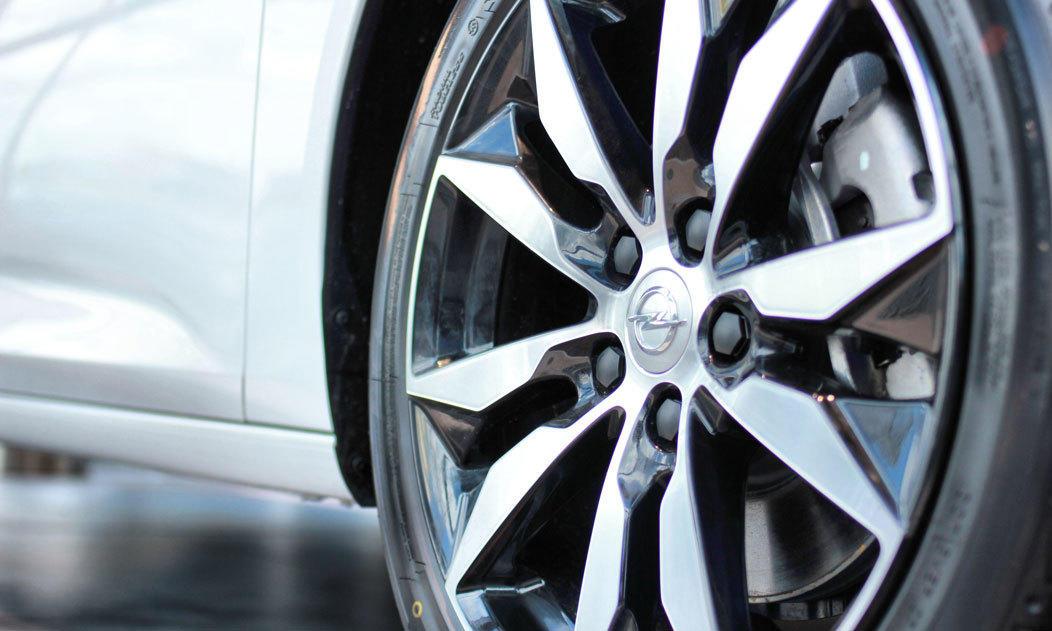 Aluminiowa felga Opel Insignia B