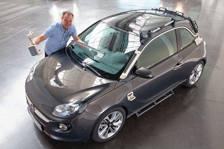 Oryginalne narzędzia do napraw blacharskich Opel ADAM