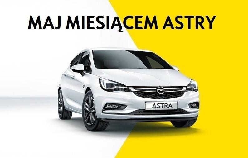 W maju króluje Astra