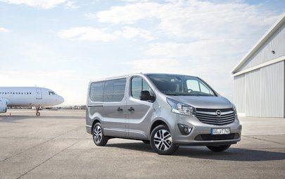 Funkcjonalne, komfortowe, uniwersalne: nowe duże vany Opel Vivaro Tourer i Kombi Elegance