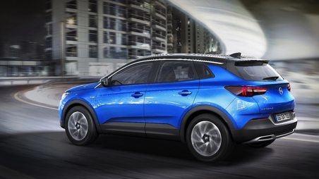 Opel Grandland X: wyróżniająca się atrakcyjna stylistyka nowego crossovera Opla