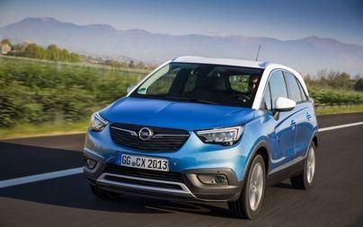 Opel notuje wzrosty sprzedaży w Polsce po pierwszych dwóch miesiącach roku