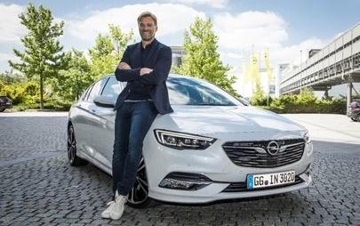 """Opel dla Jürgena Kloppa: """"W sobotę wszyscy jesteśmy czerwoni!"""""""