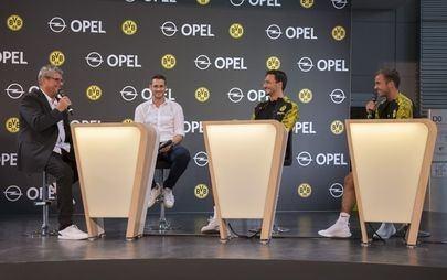 Borussia Dortmund odwiedza Opla w Rüsselsheim