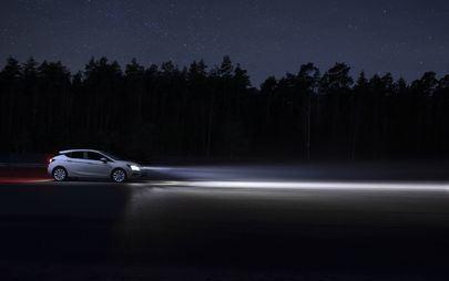 Technologia oświetleniowa dla każdego: Opel Astra zamienia noc w dzień