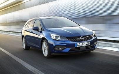 Król aerodynamiki: nowy Opel Astra dzieli koronę z Calibrą