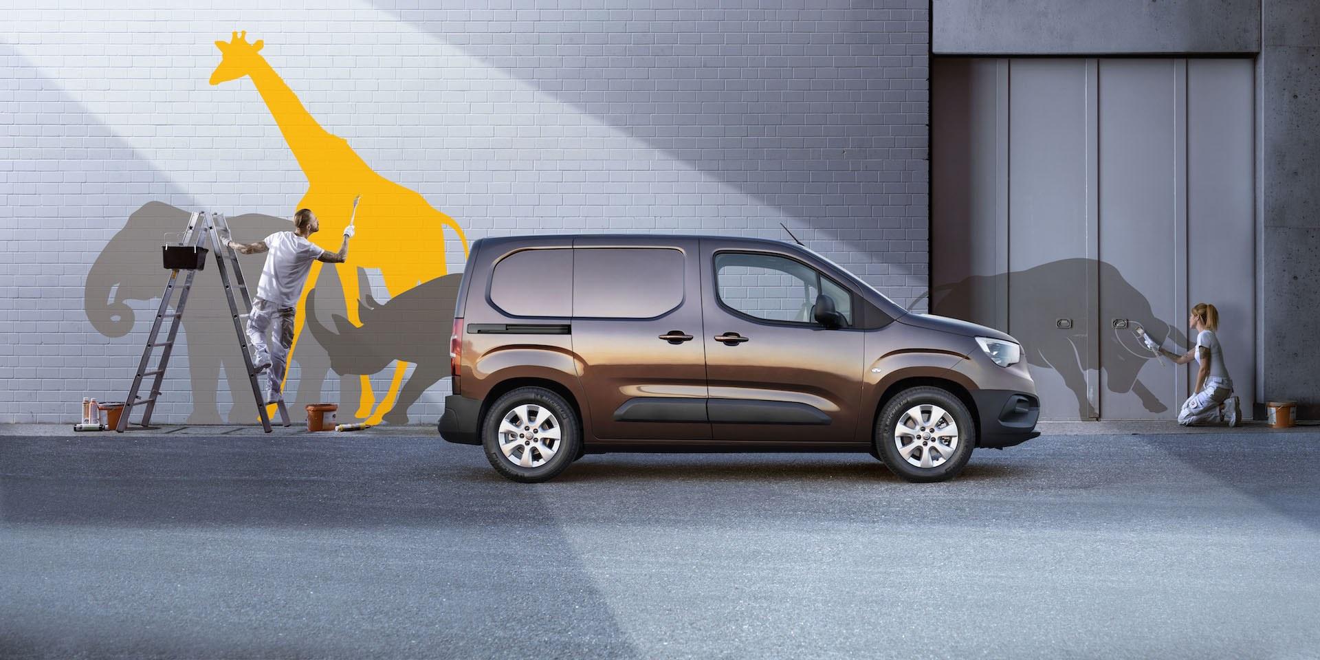 Nowy Opel Combo