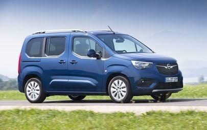 Opel Combo Life zakwalifikowany do finałowej szóstki plebiscytu AUTOBEST