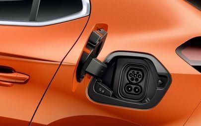 Elektryczny Opel Corsa-e: szybkie i łatwe ładowanie