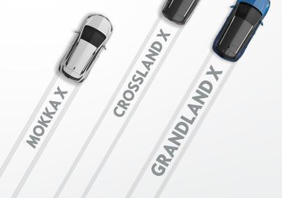 Opel Grandland X: nowy crossover w klasie kompaktowej