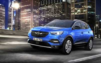 Nowy SUV: muskularny i żądny przygód Opel Grandland X