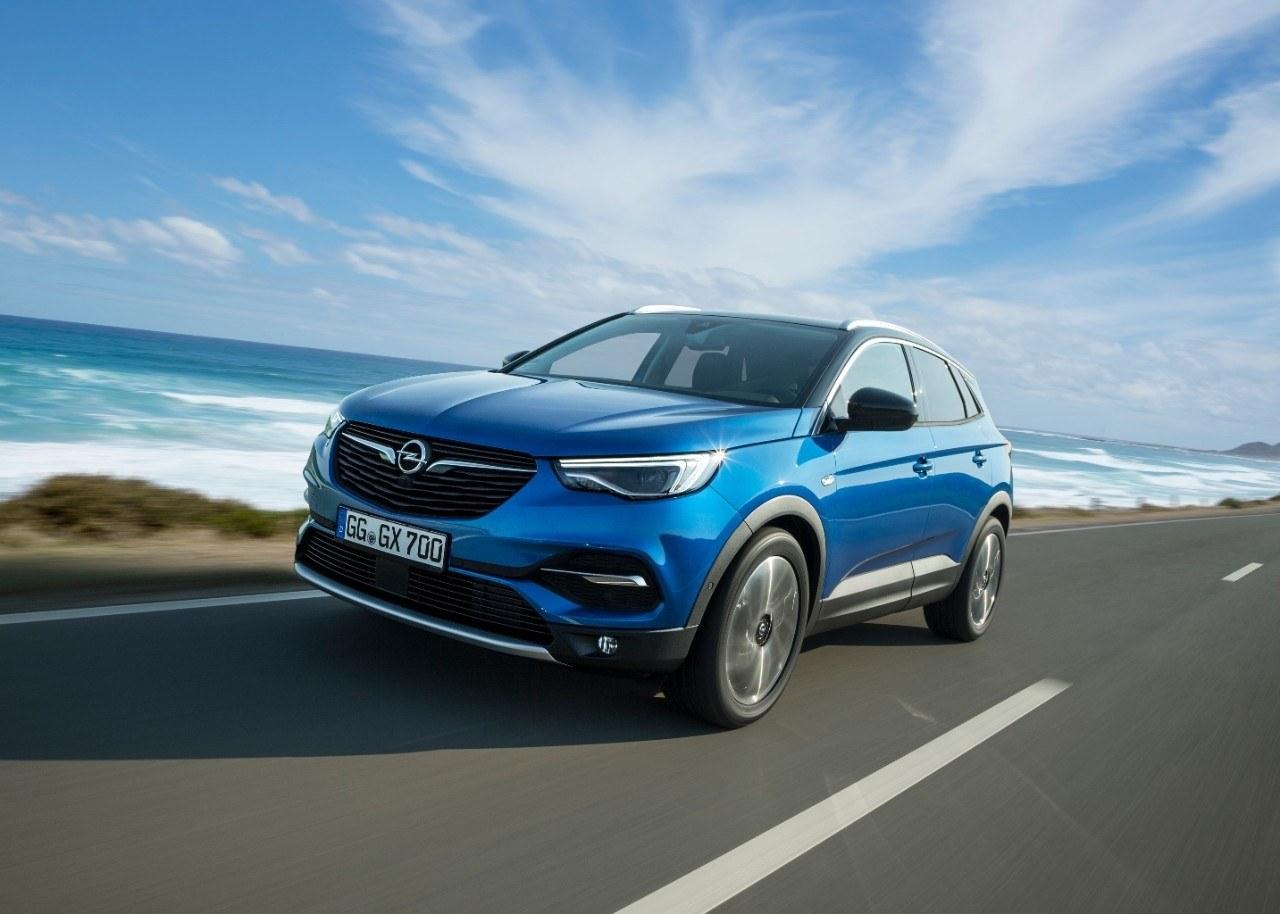 """""""Przeżyj coś wielkiego"""":nowy Opel Grandland X"""