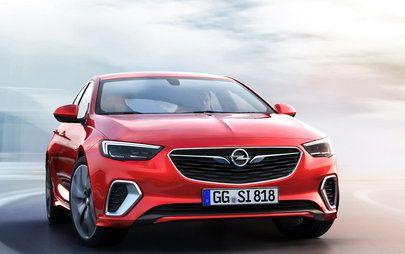 Nowy Opel Insignia GSi zdobywa Północną Pętlę toru Nürburgring