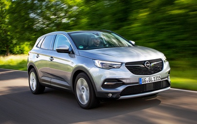 Obfitość nagród w 2018 roku: Opel triumfuje w plebiscytach motoryzacyjnych