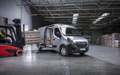 Już w sprzedaży w Polsce: nowy Opel Movano dla biznesu od 101 415 zł