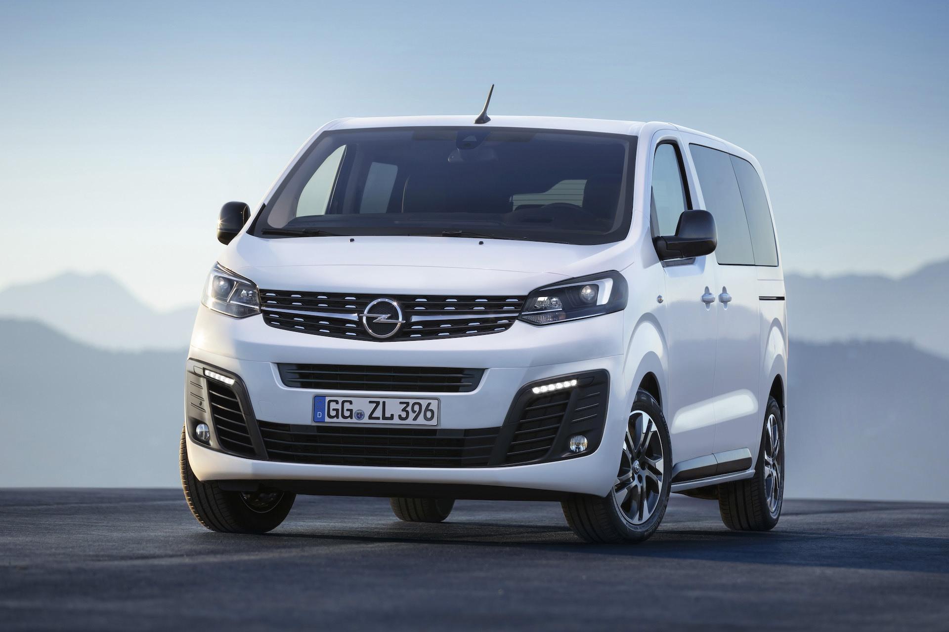 Nowy Opel Zafira Life