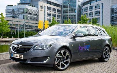 Opel prezentuje kooperacyjny system wysoce zautomatyzowanej jazdy