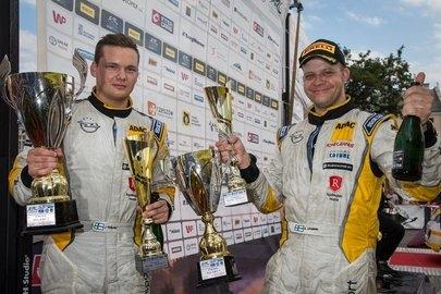 Opel zdominował zawody FIA ERC Junior u podnóża Karpat