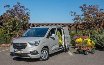 Fleet Market 2018: polska premiera Opla Combo Cargo