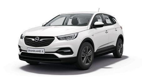 Opel Grandland X z rabatem do 25 000 zł.*