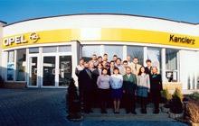 Autoryzowany Dealer Opel - Salony Kanclerz