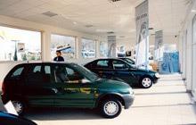 Sprzedaż samochodów marki Opel
