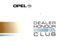 Opel Salony Kanclerz - Dealer Lata 1999