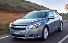 Sprzedaż samochodów marki Chevrolet